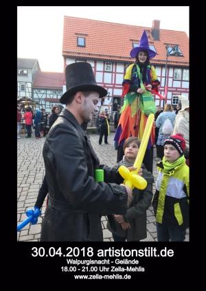 30.April 2018 Walpurgisnacht Zella-Mehlis