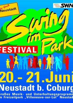 20.&21. Juni 2015 N.b.C. Swing im Park